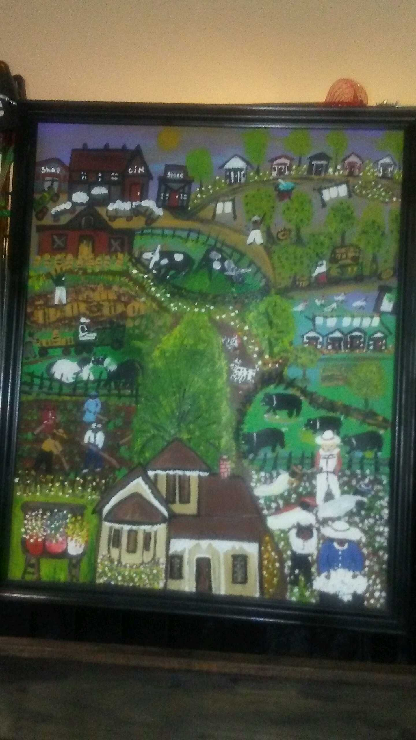 20190329_162653-1440x2560 Bertha Harris, Louisiana Folk Art Legend Pursues Art After 60