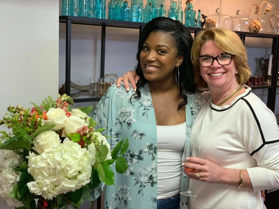 56196830_10102303692473700_1825148568638324736_n Flower Party Fun: How to Host a Floral Arrangement Party For Your Birthday