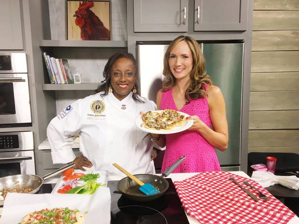 58679402_290044168586261_2382096932328701952_n Charleston Chef Kimberly Brock Brown is First Black Woman to Sit on Prestigious Culinary Board