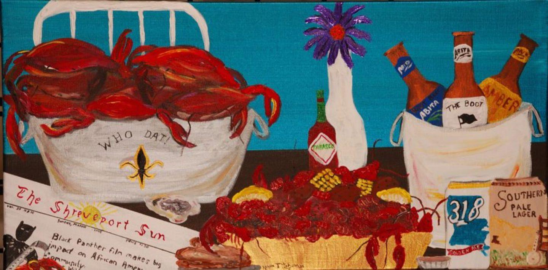 Crab-boil_00001-1440x709 Karen T. La Beau, New Orleans Native, Showcases History & Culture Through Art