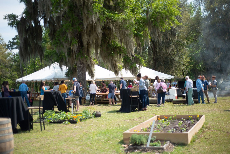 DSC_1258-1440x961 Coastal Georgia Black Owned Family  Farm Hosts Dinner With Award Winning Chefs