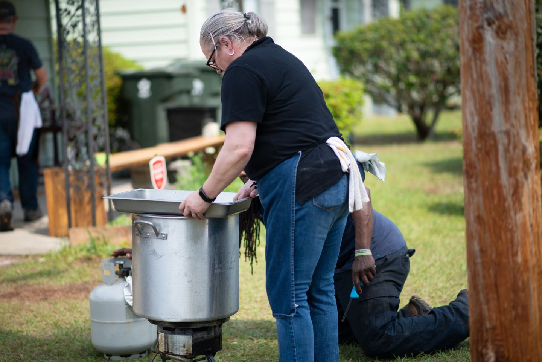DSC_1262-1440x961 Coastal Georgia Black Owned Family  Farm Hosts Dinner With Award Winning Chefs