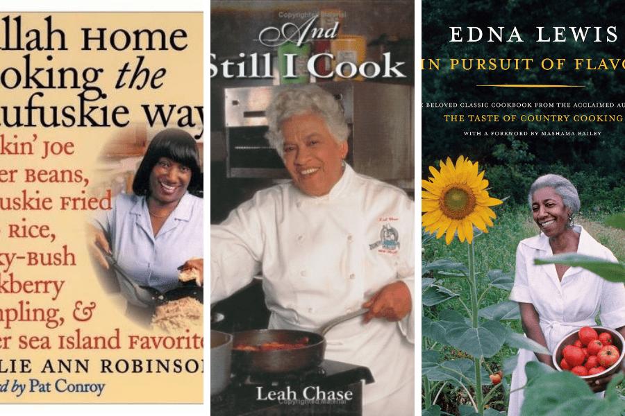 Gullah-10 Soul Food Cookbooks We Love by 3 Black Southern Belle Legends of Food