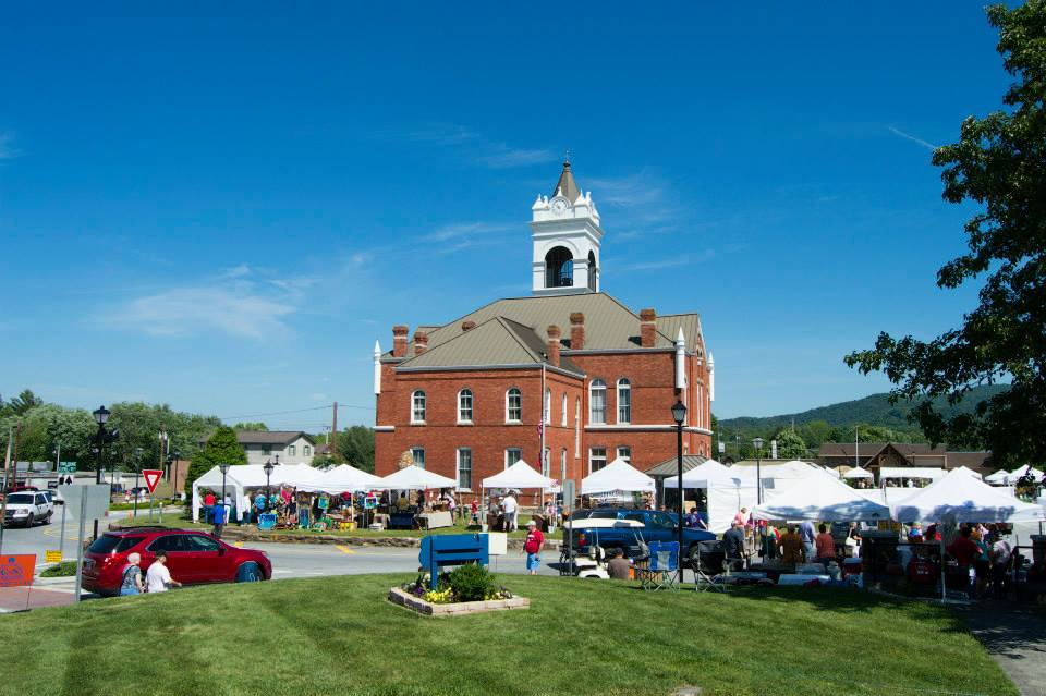 Spring-festival Spring Travels in the South: Blairsville, GA