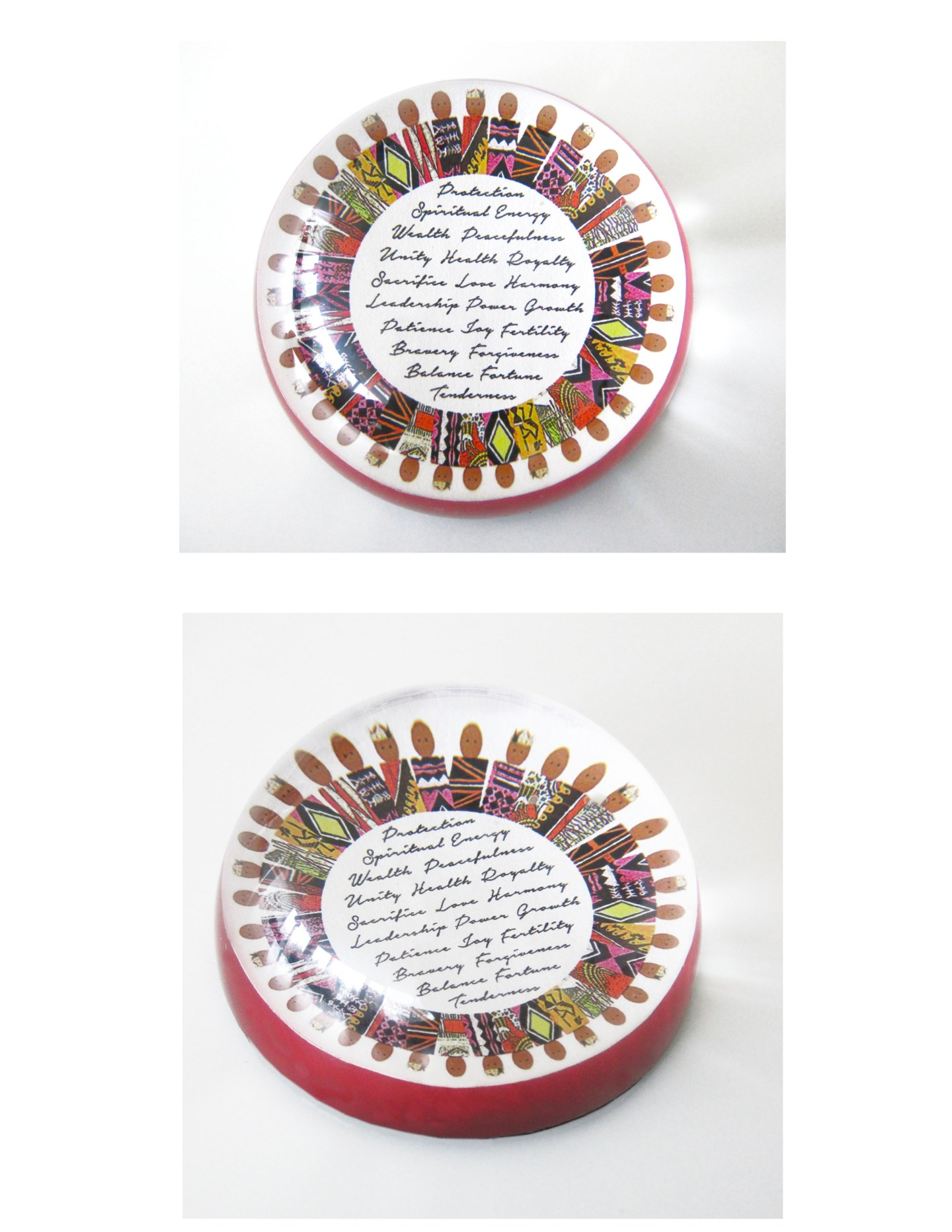 Paperweight-Linda-Nesbit-Floria-1440x1864 Black Owned Giftware Line is  Inspired By Culture, Spirituality, and People