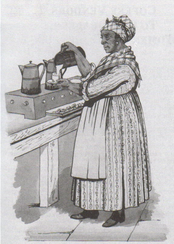 Rose-Nicaud Les Vendeuses of the French Quarter: Women who Sold Food for Freedom