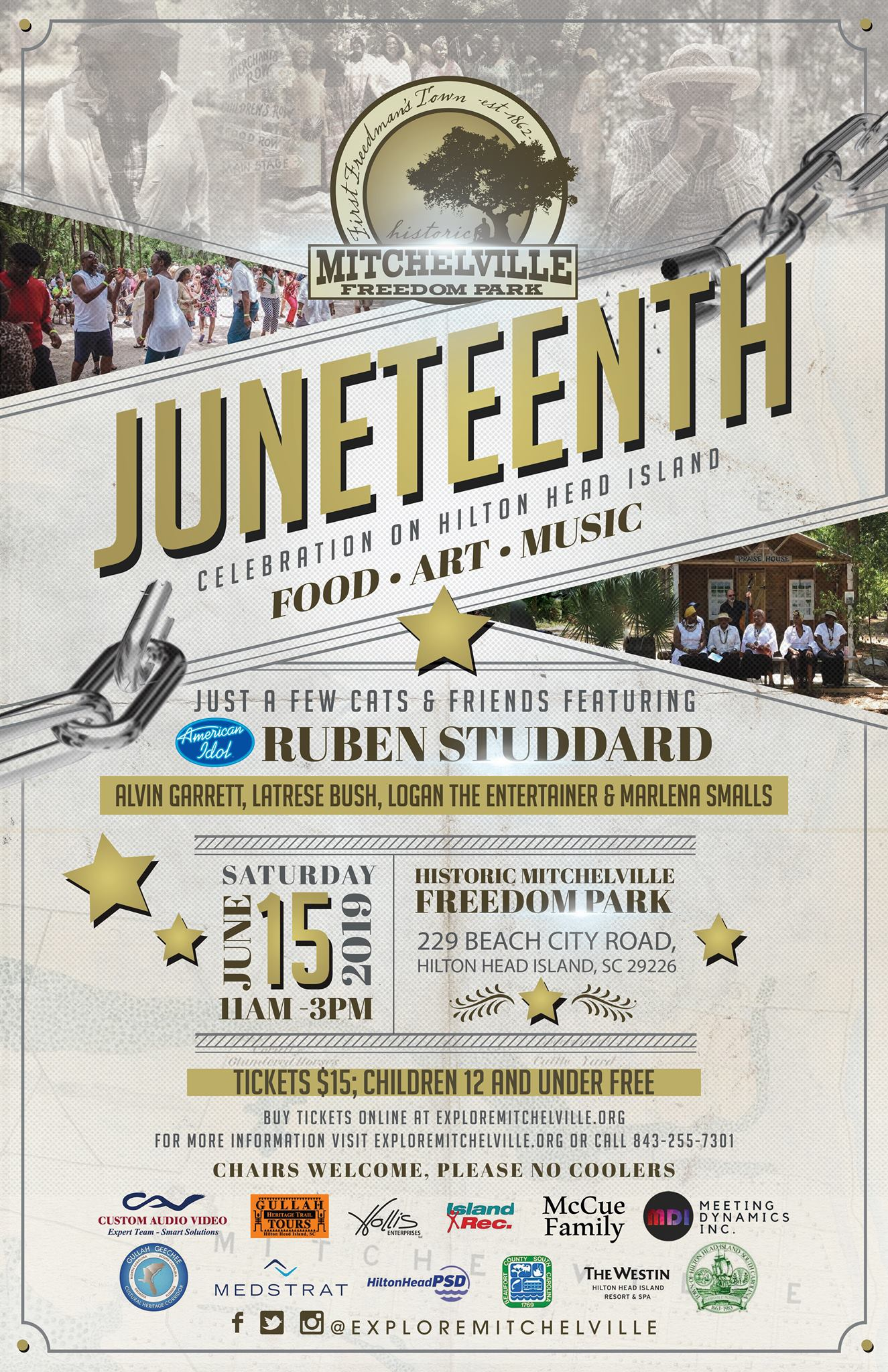 58961761_2508467915839160_7081281746792087552_o Celebrating Juneteenth in South Carolina: Events to Attend this June