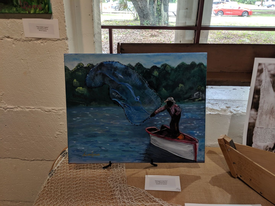 IMG_20190608_140804-1 The Art of Lisa Gilyard-Rivers: A Gullah Homecoming Exhibit at Penn Center