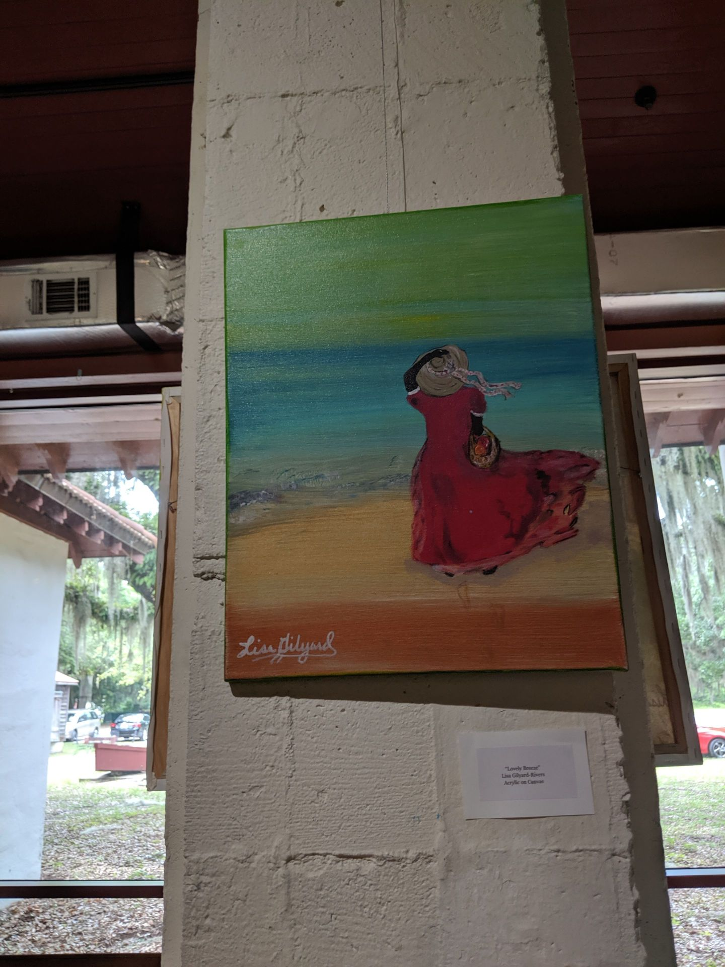 IMG_20190608_140816-1 The Art of Lisa Gilyard-Rivers: A Gullah Homecoming Exhibit at Penn Center