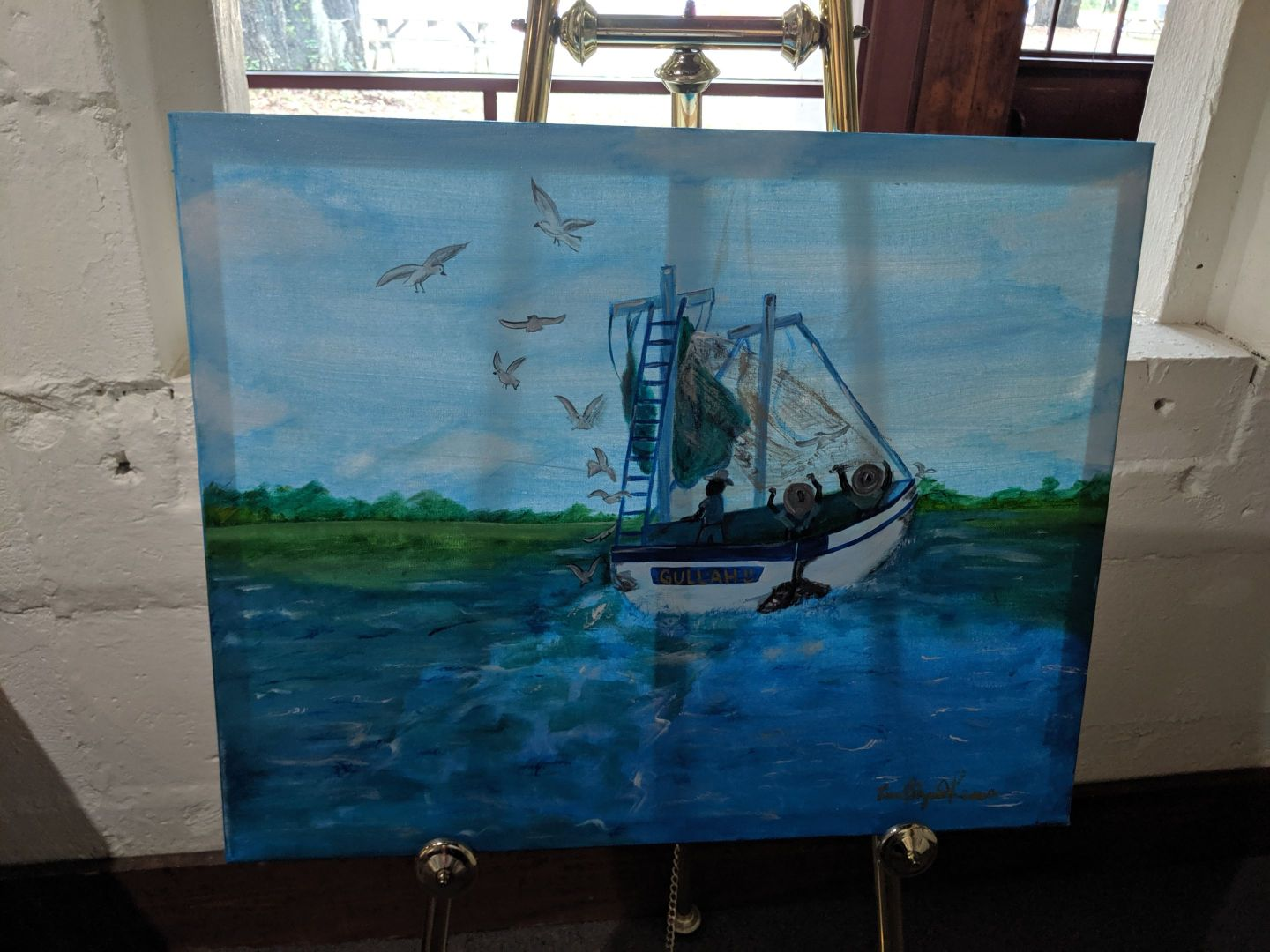 IMG_20190608_140825 The Art of Lisa Gilyard-Rivers: A Gullah Homecoming Exhibit at Penn Center