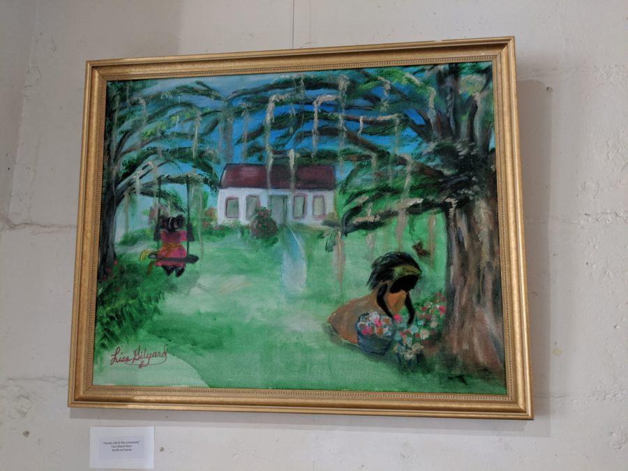 IMG_20190608_140831 The Art of Lisa Gilyard-Rivers: A Gullah Homecoming Exhibit at Penn Center