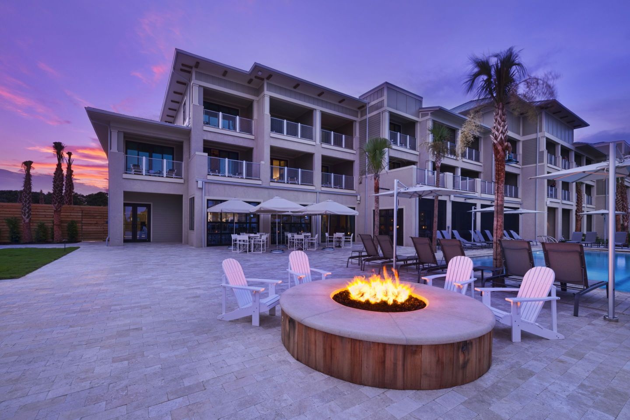 JOC-Fire-Pit-v2-3 Southern Travel Destination: Jekyll Island Club Resort