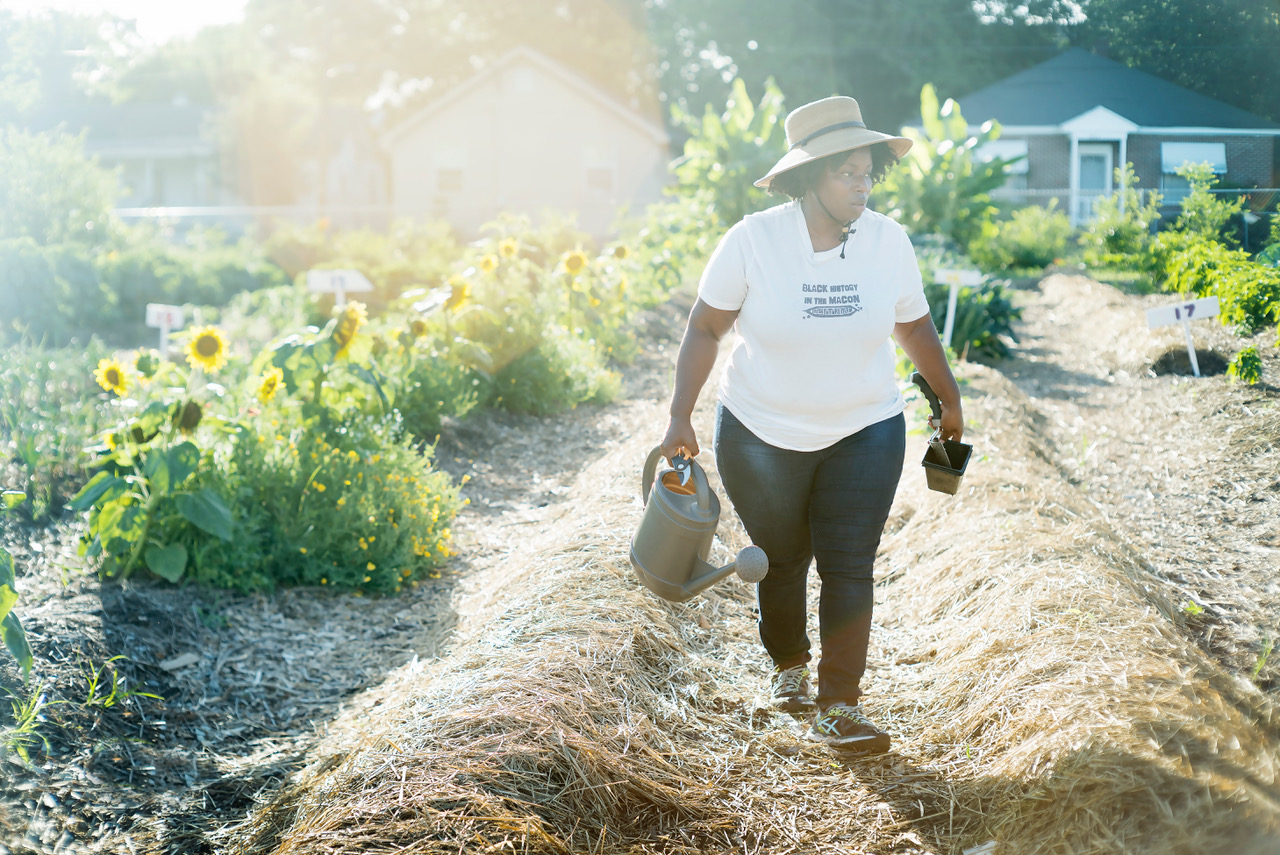 L1020927 Black Woman Farmer Crowdfunds to Own The Land Reasons to Support Your Local Farm