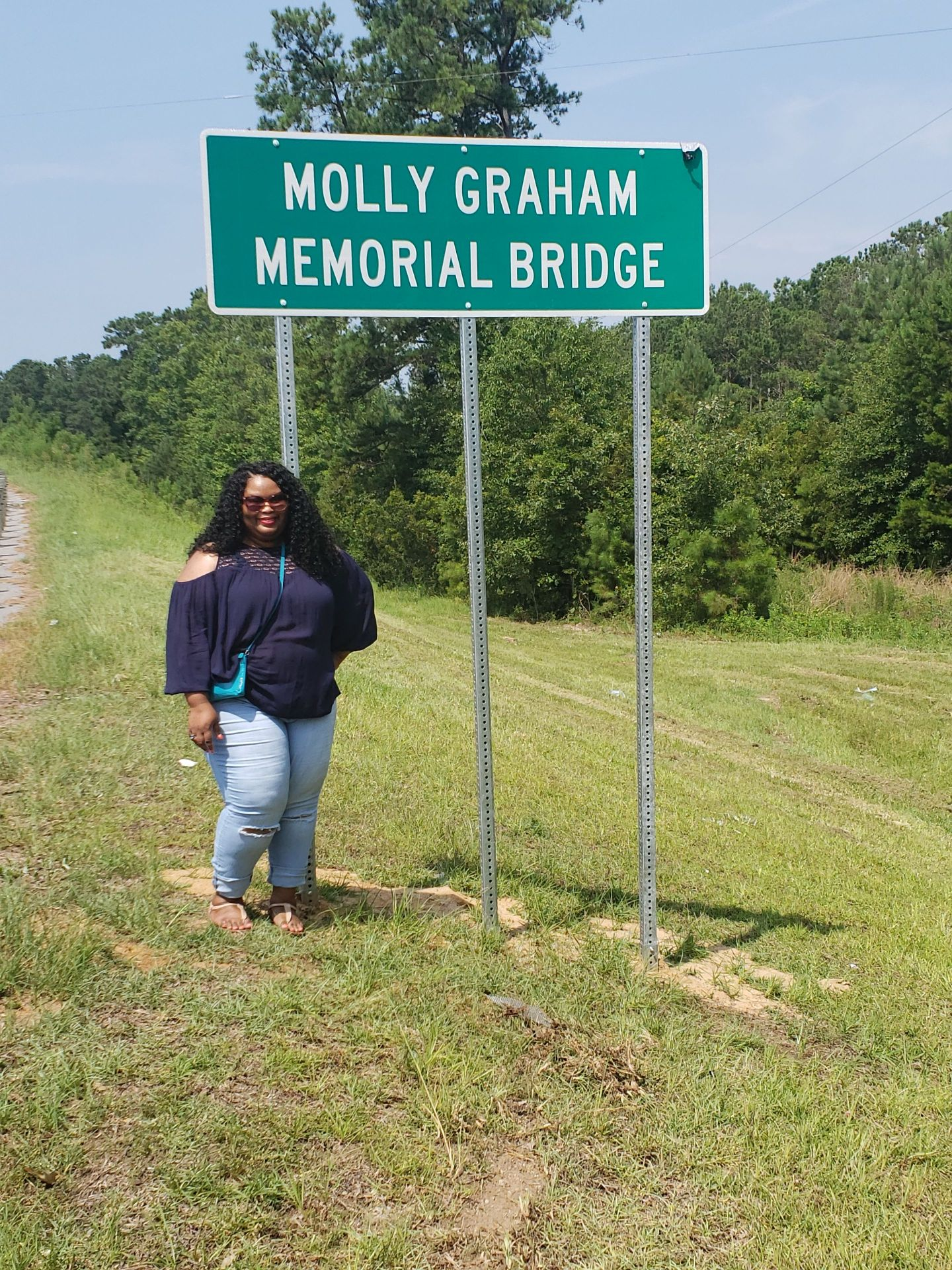 20190704_112001-1440x1920 South Carolina Bridge Dedicated to Molly Graham, African American Naturopathic Herb Doctor