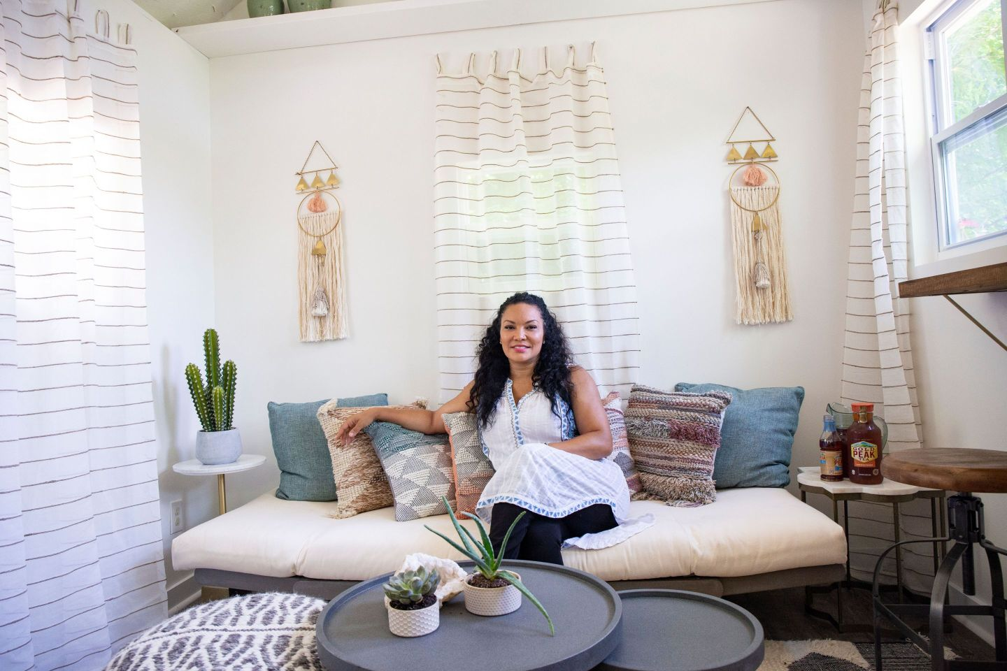 Egypt Sherrod's Tips to Create your own Backyard Summer Sanctuary (TEA Shed)