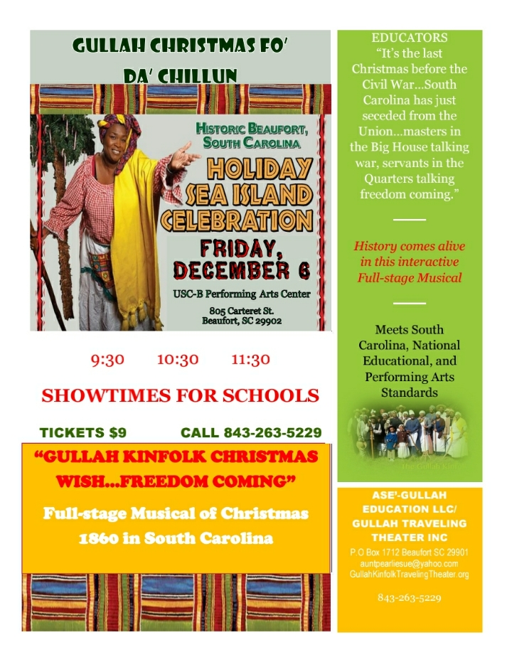 20190827082235b5ee788e26502d07 Holiday  Heritage Travel: Gullah Christmas Celebration in Beaufort, SC