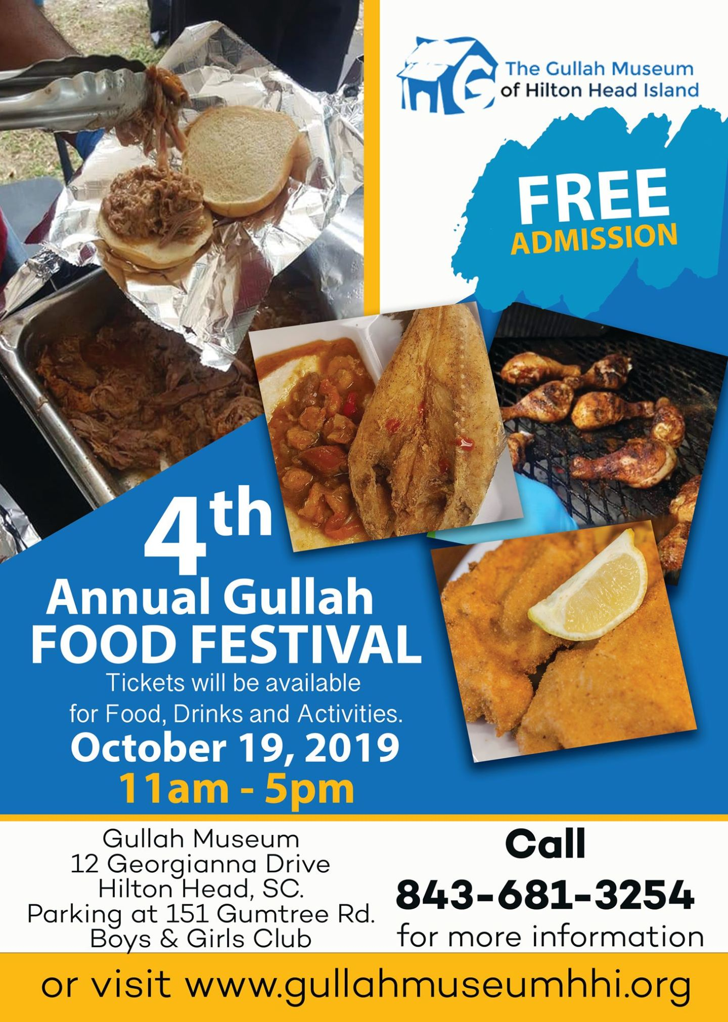 69154409_10156573734371169_8939618631533199360_o-1 Gullah Food Festival in Hilton Head Island, SC