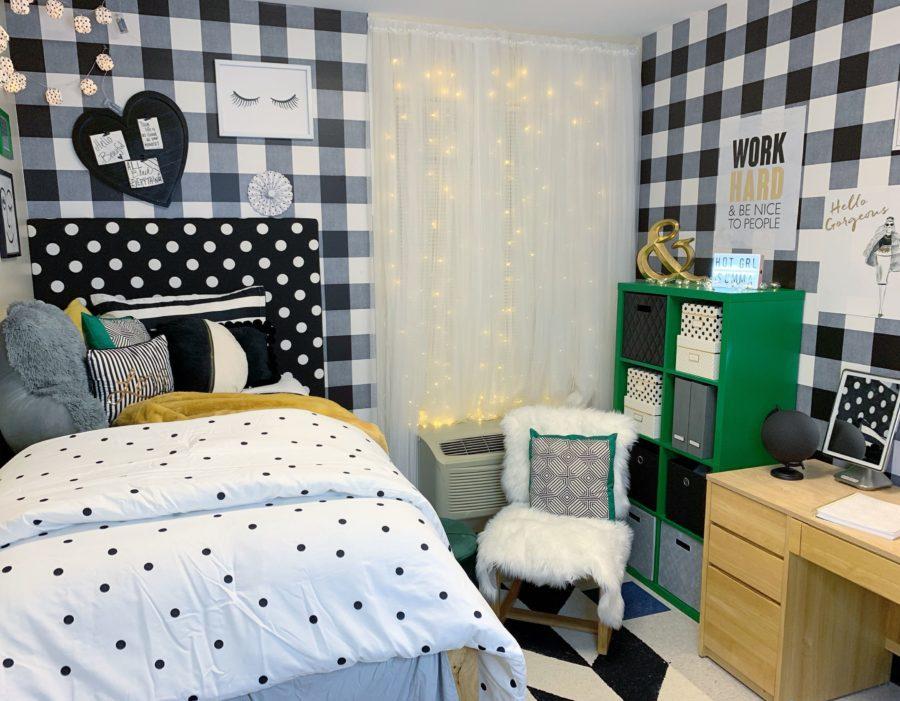 image6-2 HBCU Dorm Decor: Modern Preppy Style at North Carolina A&T