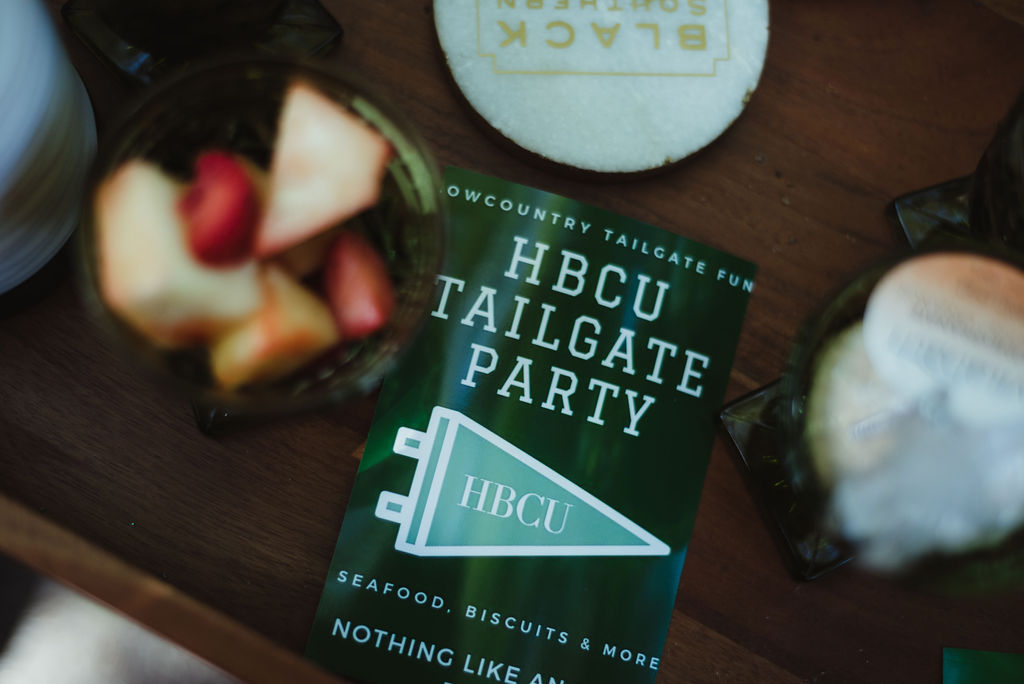 DSC_7649 HBCU Party Time: HBCU Tailgating Traditions with Lowcountry Biscuit Bar Inspiration