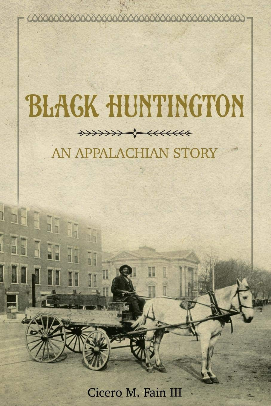 Black in Appalachia Heritage Books to Add To Your Coffee  A person riding a horse drawn carriage  Black Huntington An Appalachian Story