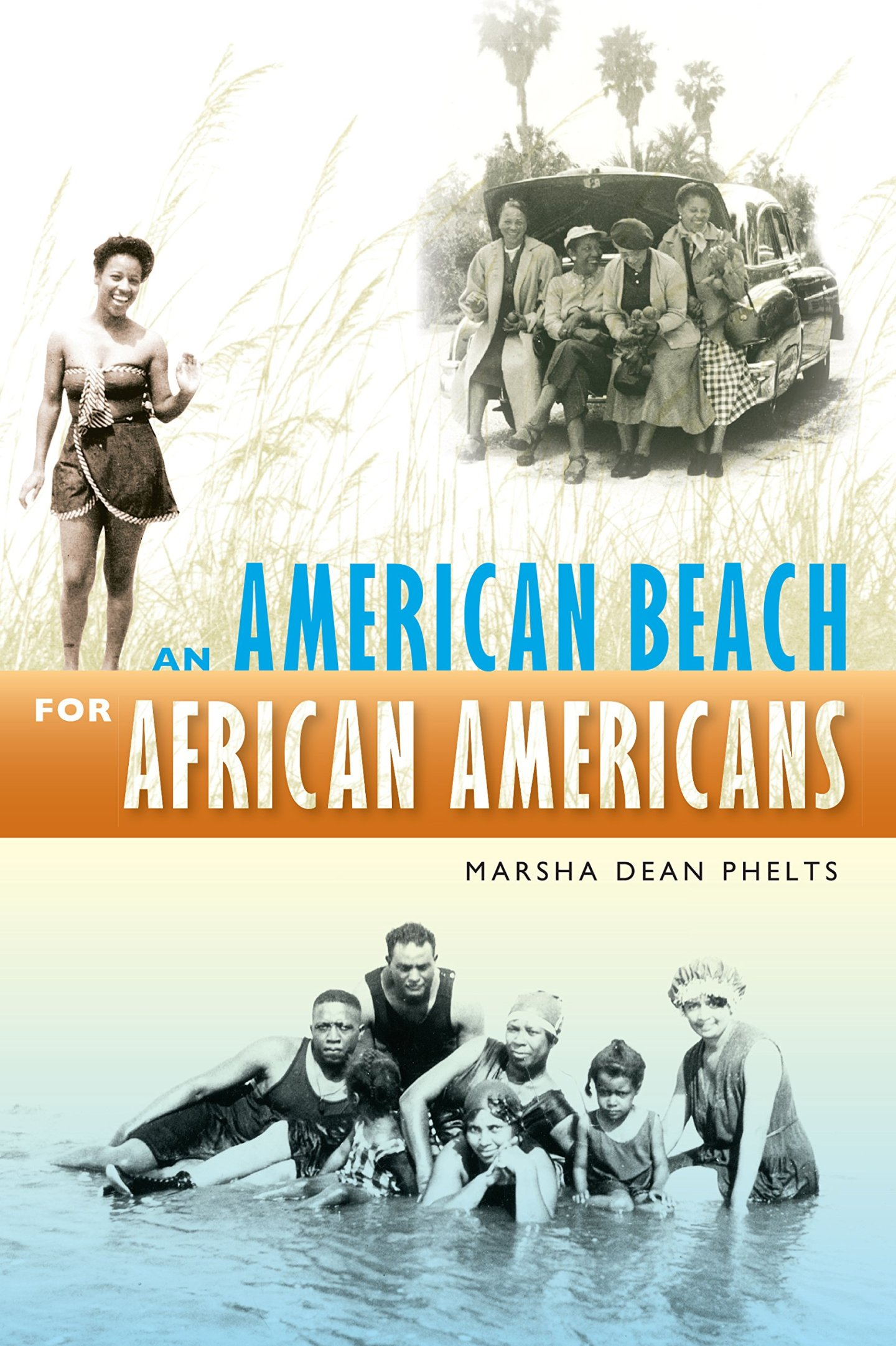 Black Beach Heritage Books: American Beach, Florida - A group of people wearing costumes - Russ Rymer