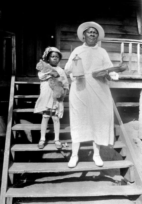 1928-Florida Singing the Praises of Black Southern Praise House Cooks