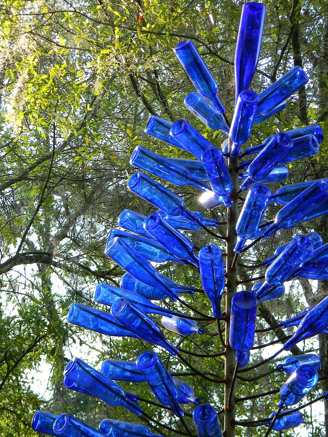 blue-bottle-tree Gullah-Geechee Folk Rituals: Hoodoo, Voodoo, and Conjuring