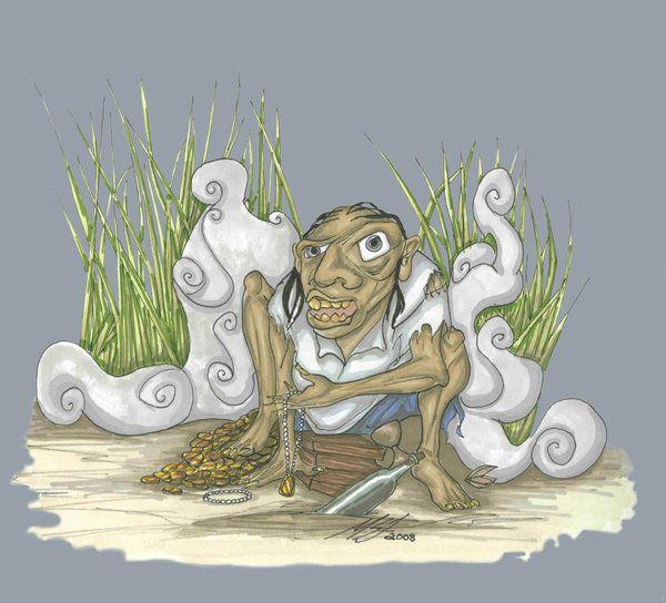 plat-eye Gullah-Geechee Folk Rituals: Hoodoo, Voodoo, and Conjuring