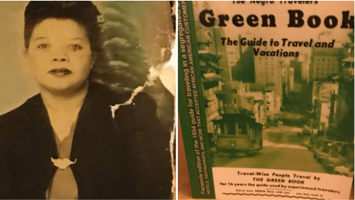 Thelma Stone's Appalachian Christmas - A person posing for the camera - The Negro Motorist Green Book