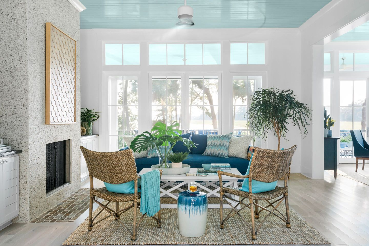 HGTV-Dream-Home-2020-Great-Room Lowcountry Vacation Home Style in Hilton Head with HGTV Dream Home 2020