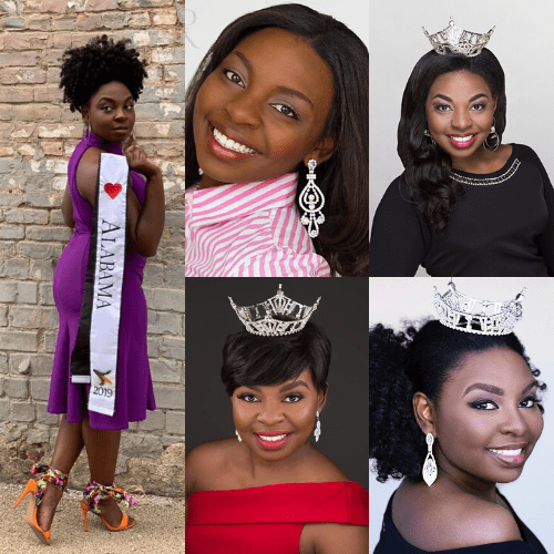 Pageant-Collage Ruling Beyond The Crown:  Janet C. Pugh