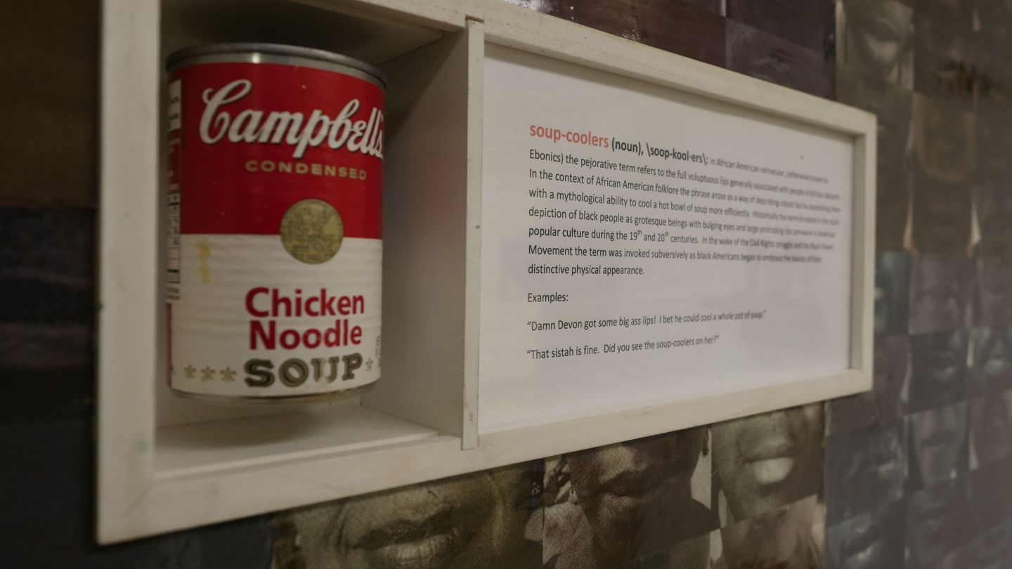 Soup-Coolers-photo-credit-Michael-Moss Masud Olufani's Translocation & Transfiguration opens at Hammonds House Museum on January 10