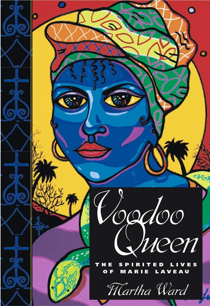 Auto Draft - Voodoo Queen: The Spirited Lives of Marie Laveau