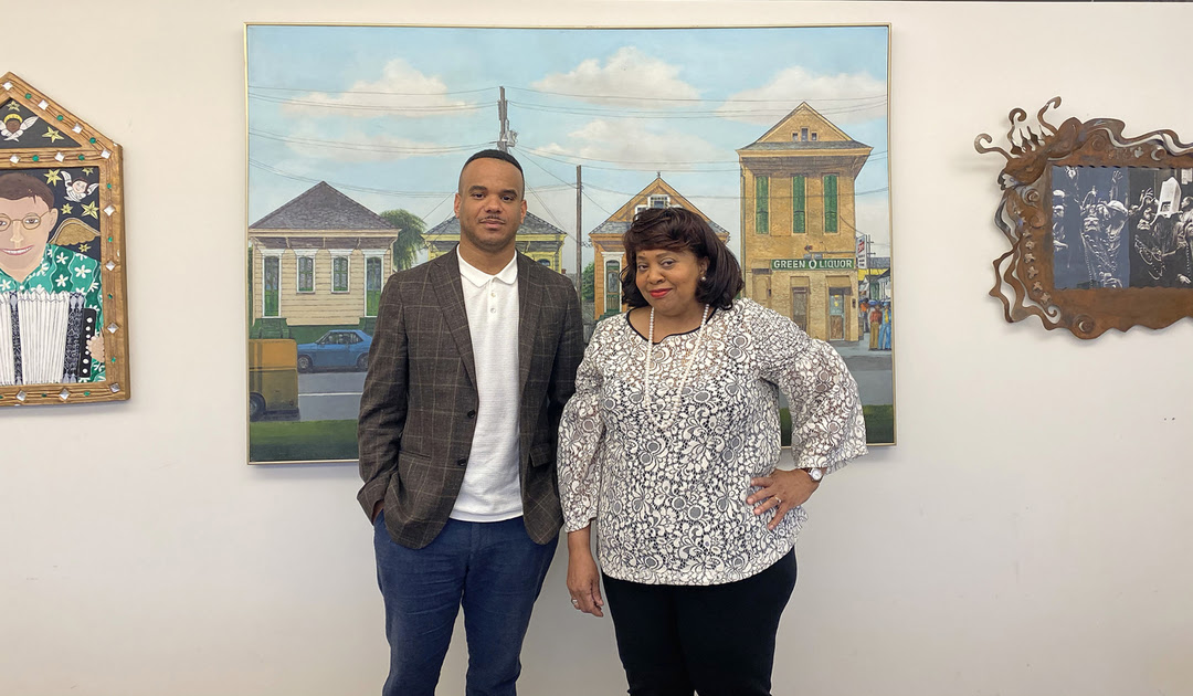 Arts Council New Orleans Promotes first African American Executive Director & new Deputy Director