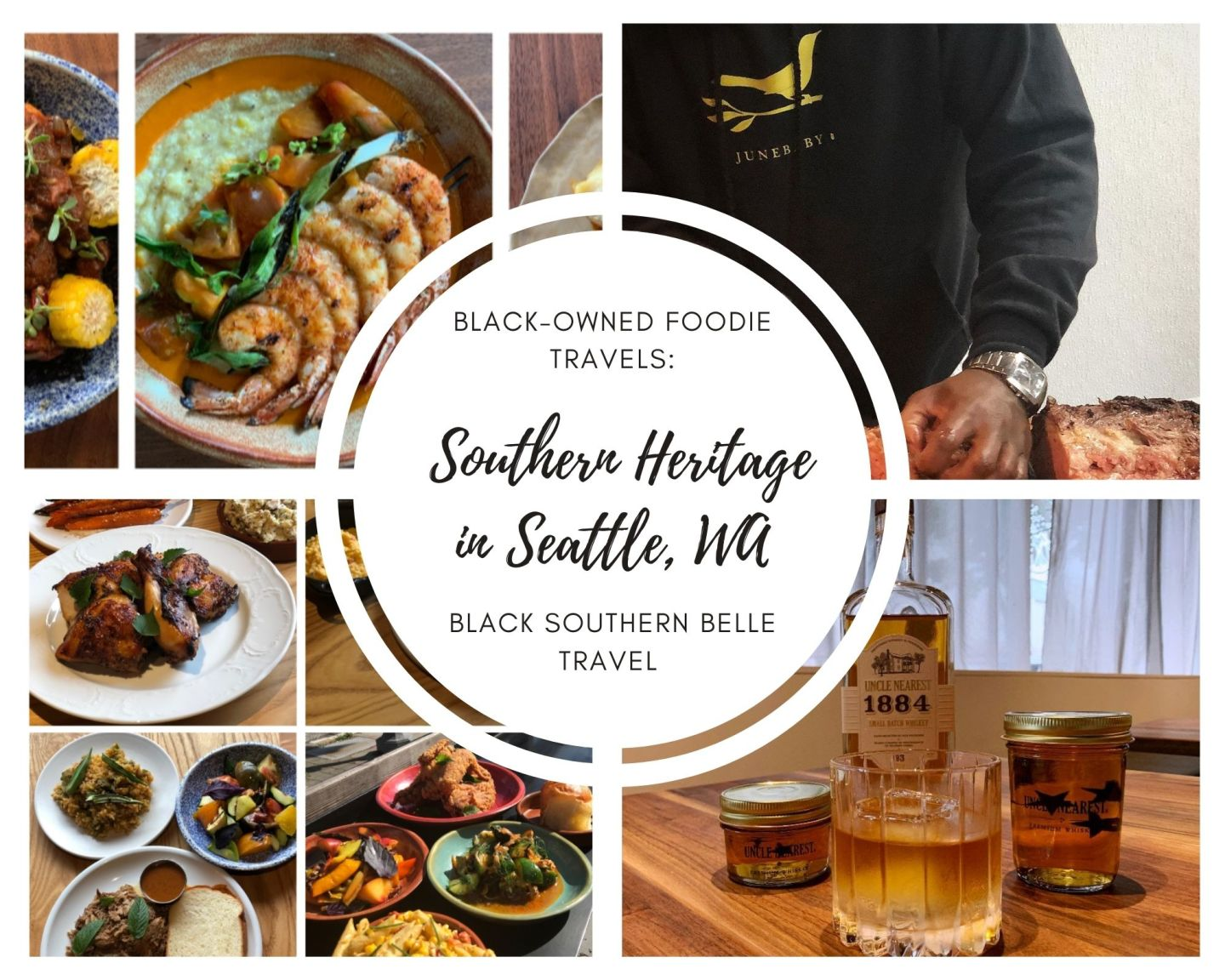 Black-Owned Foodie Travels: Southern Heritage in Seattle, WA