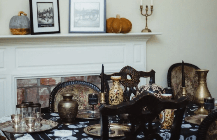 Fall Entertaining Inspiration: Halloween Drink Recipes