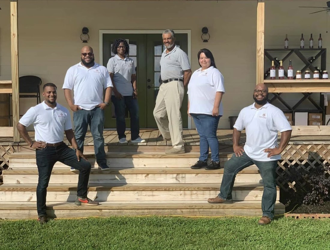 Heritage Travels: Experience this Black-Owned Family Vineyard in North Carolina