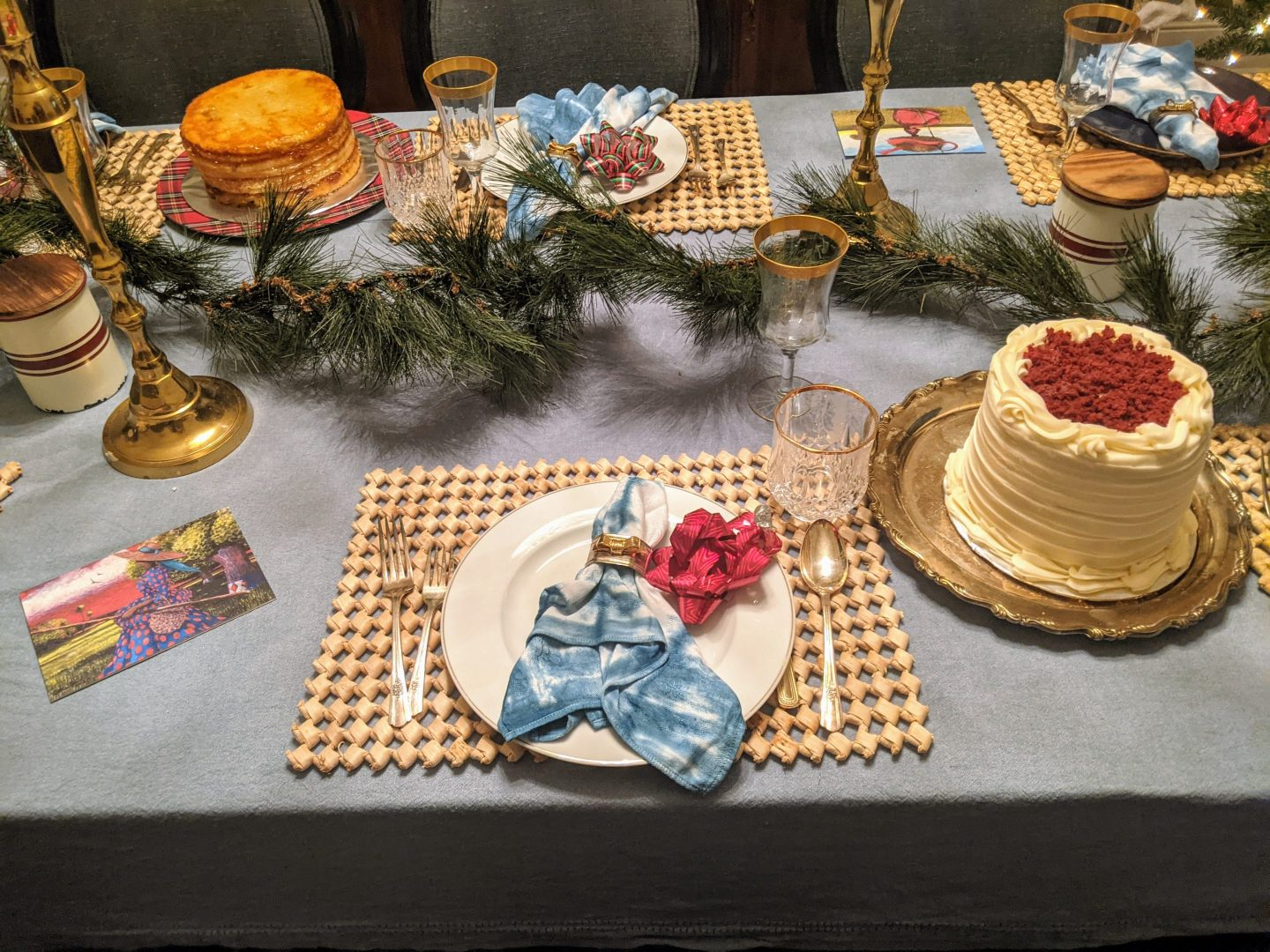 Heritage Inspiration: Holiday Cakes and Holiday Decor