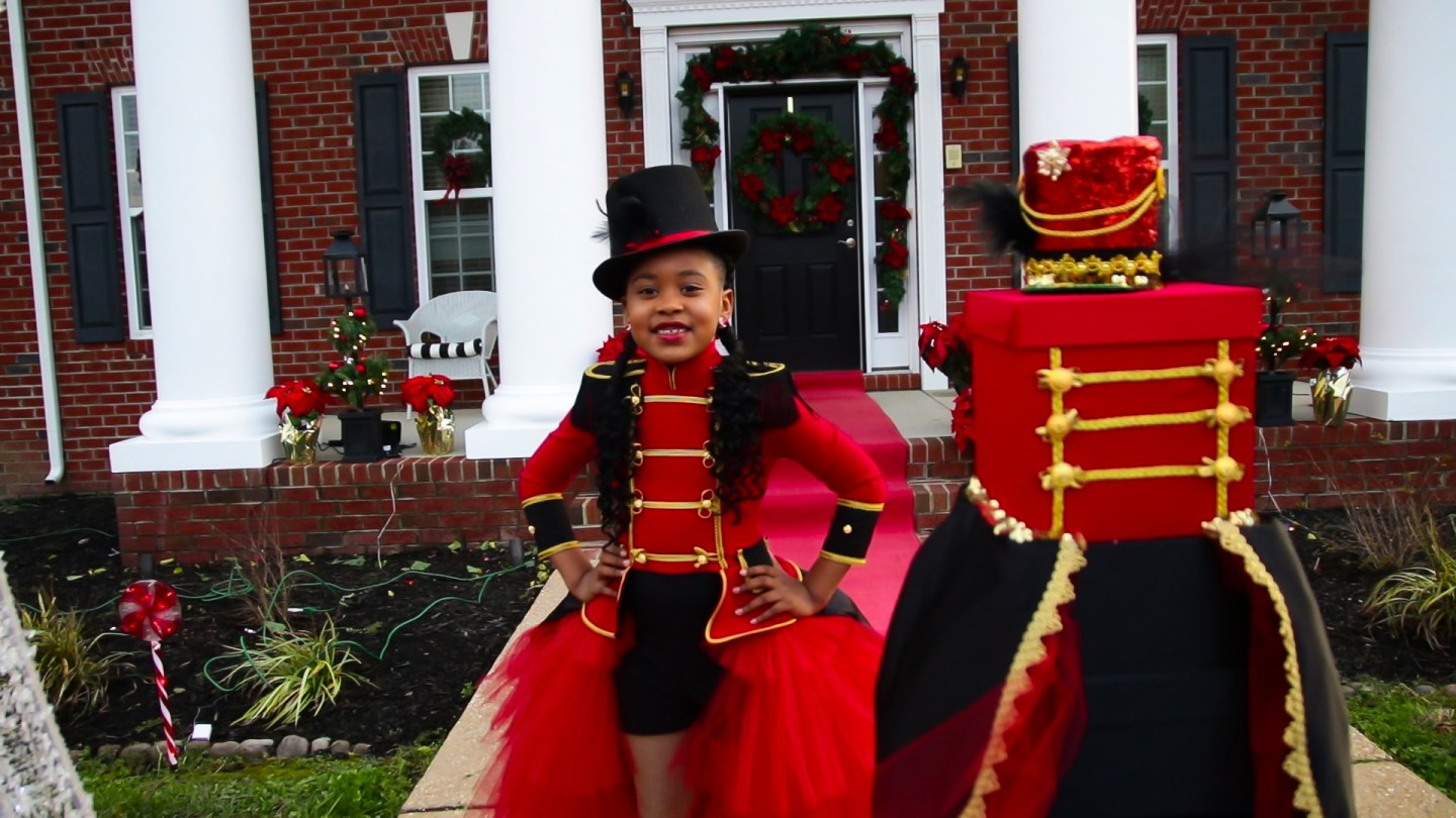Holiday Heritage Celebrations: Virginia Mom Preserves Family Traditions during COVID-19
