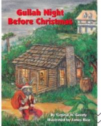 GULLAH NIGHT BEFORE CHRISTMAS (HARDCOVER)