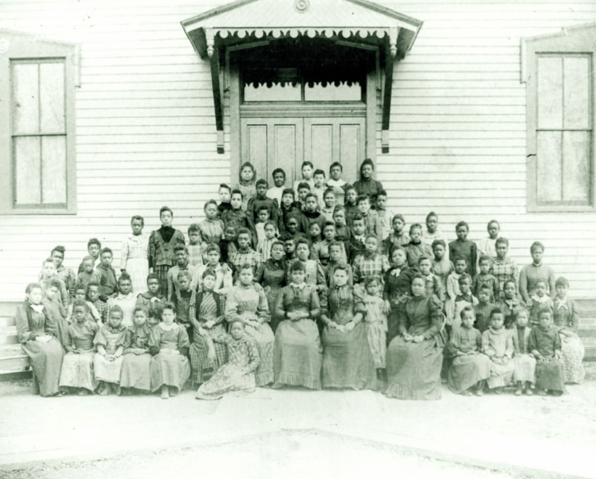 Remembering All-Girls School: The Colored Industrial Institute in Pine Bluff