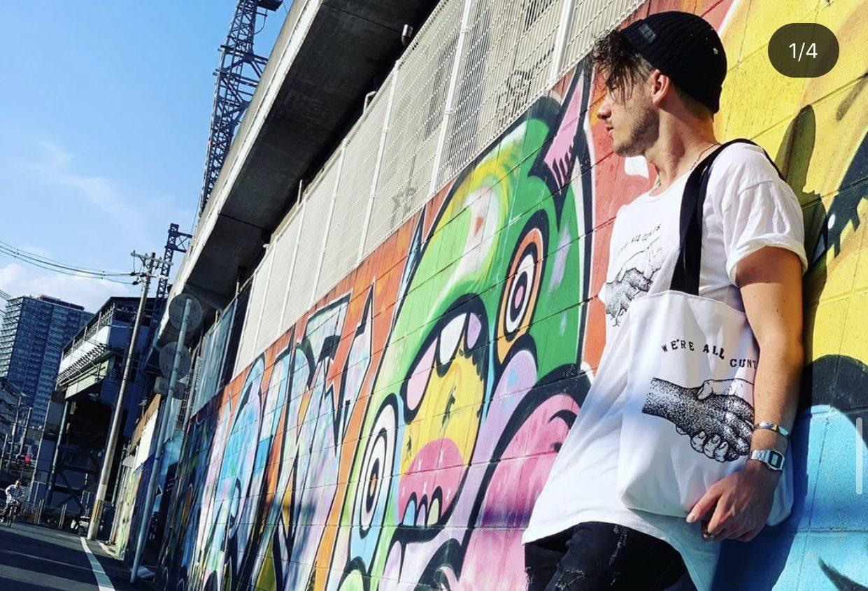 Samuo Art x Black Spell Collaboration