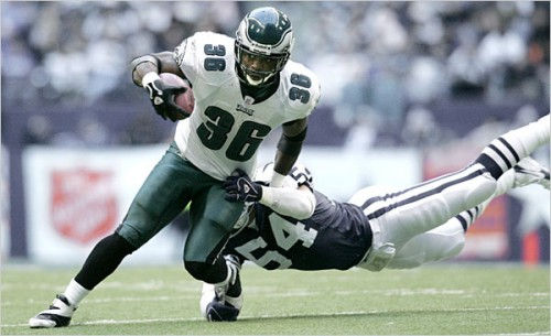 Brian Westbrook Named To Eagles Hall Of Fame | BlackSportsOnline