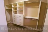 Custom Closet Shelves  Blackstead Building Co.