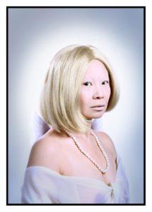 an albino alien