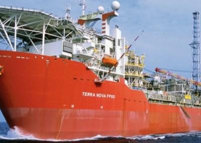 Emergency Gearbox Repair – Suncor Terra Nova FPSO