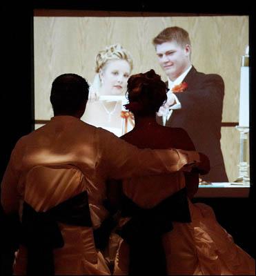 Wedding Reception Slideshows