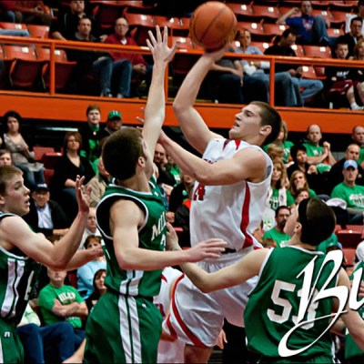 Chester Flyers vs Miller: State A Basketball – Rapid City SD Sports Photography