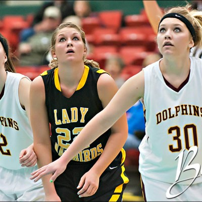 Swiftel Classic – Deubrook Lady Dolphins vs Wolsey-Wessington Lady Warriors – Brookings SD Sports Photography