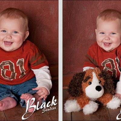 Jason at 6 months